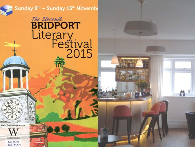 #bookblast at the 2015 Bridport Literary Festival