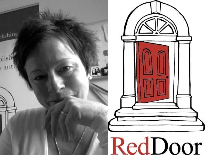 Indie Publisher of the Week | Clare Christian, founder of RedDoor Publishing @RedDoorBooks