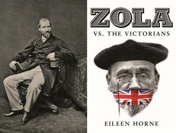 The BookBlast Review | Zola vs. The Victorians by Eileen Horne