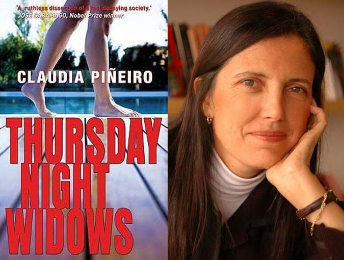 Author of the Week | Claudia Piñeiro
