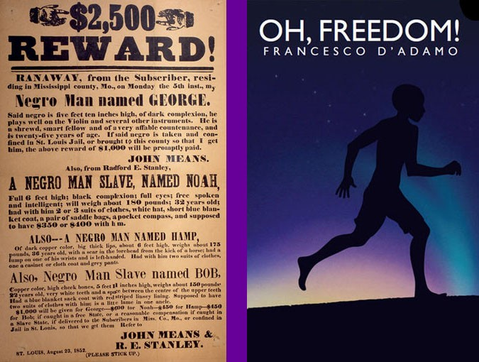 Book of the Week | Oh, Freedom!
