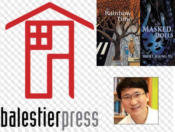 Indie Publisher of the Week | Roh-Suan Tung @BalestierPress
