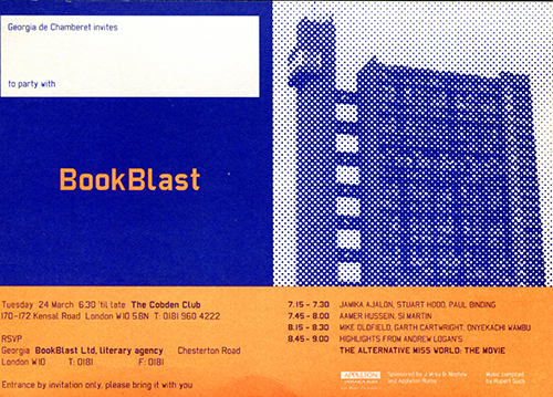 bookblast launch 1997
